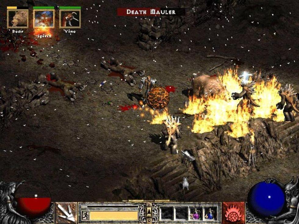 Det kan dröja innan vi får nyversioner av Warcraft 3 och Diablo 2