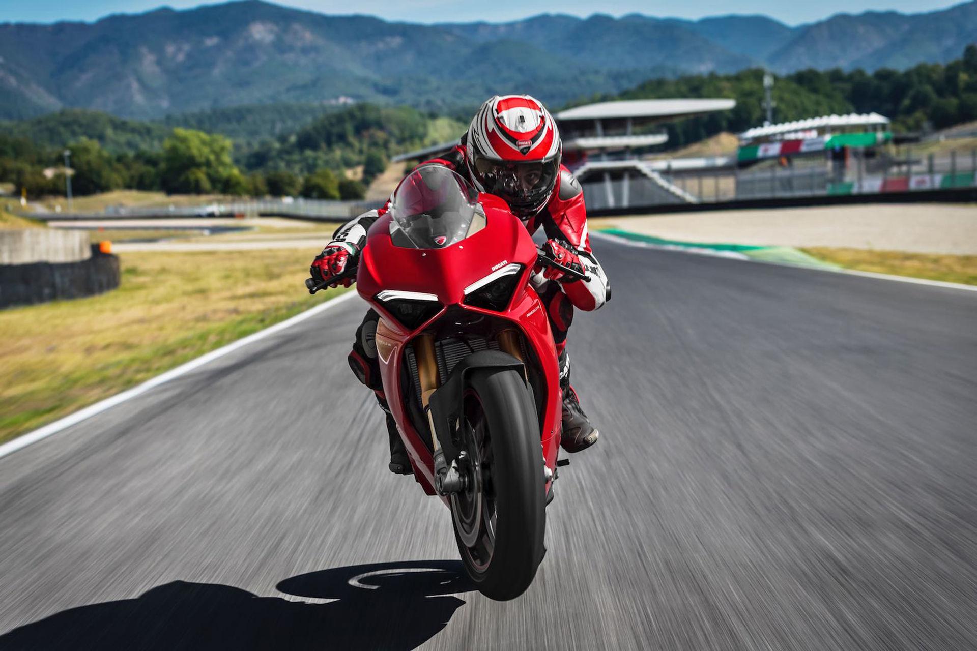 Ducati presenterar sitt nya flaggskepp