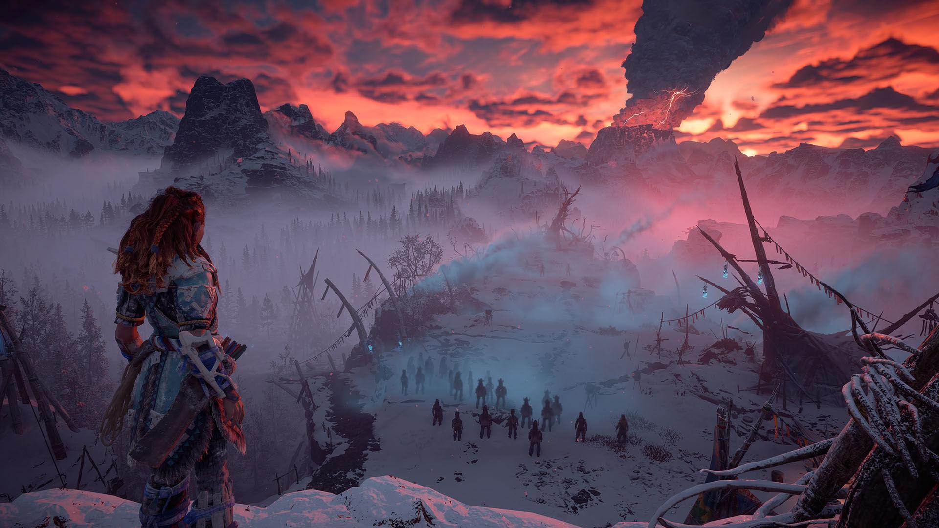 Frozen Wilds gör det värt att återvända till Horizon - Zero Dawn