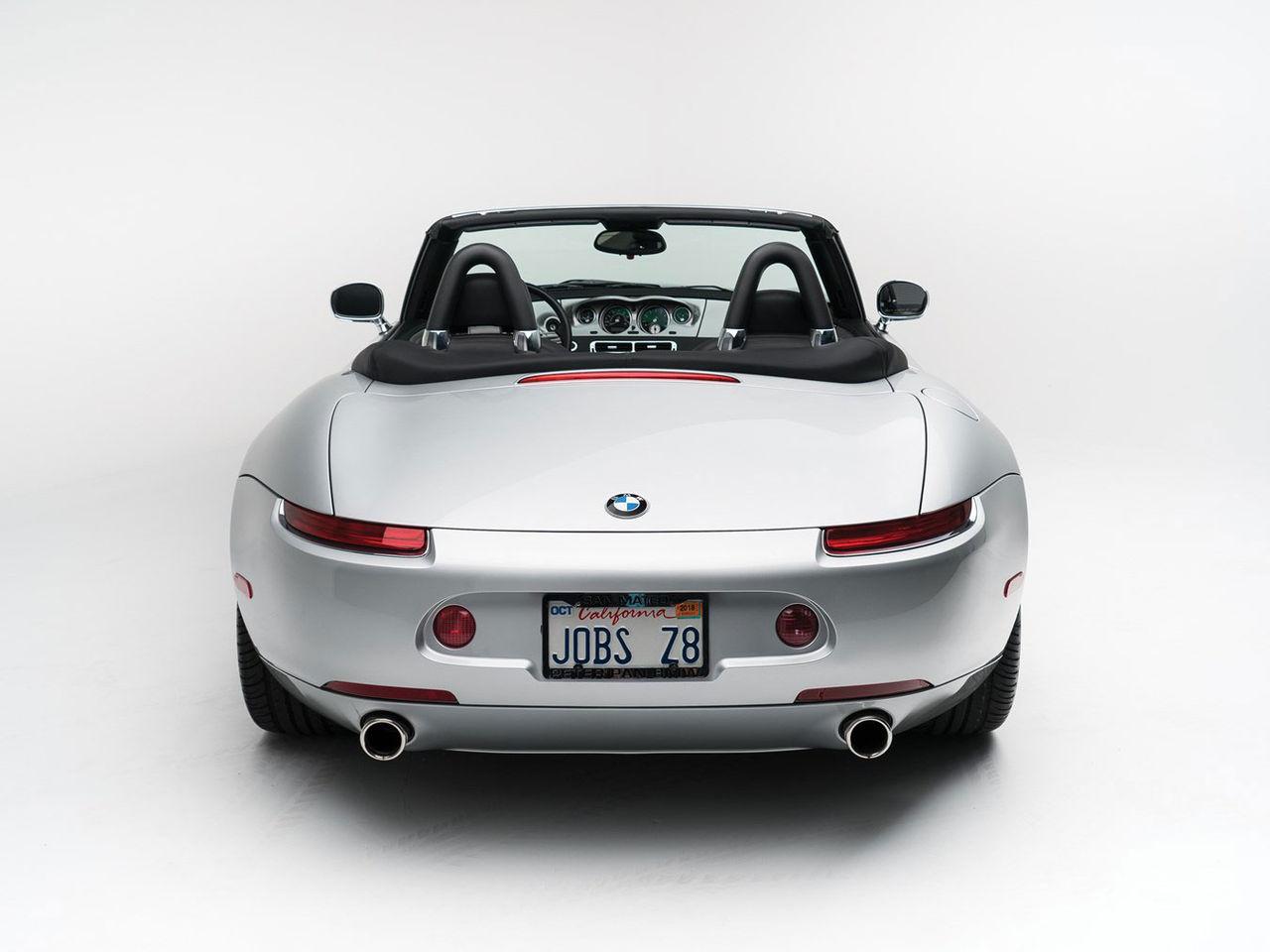 Köp Steve Jobs gamla BMW Z8