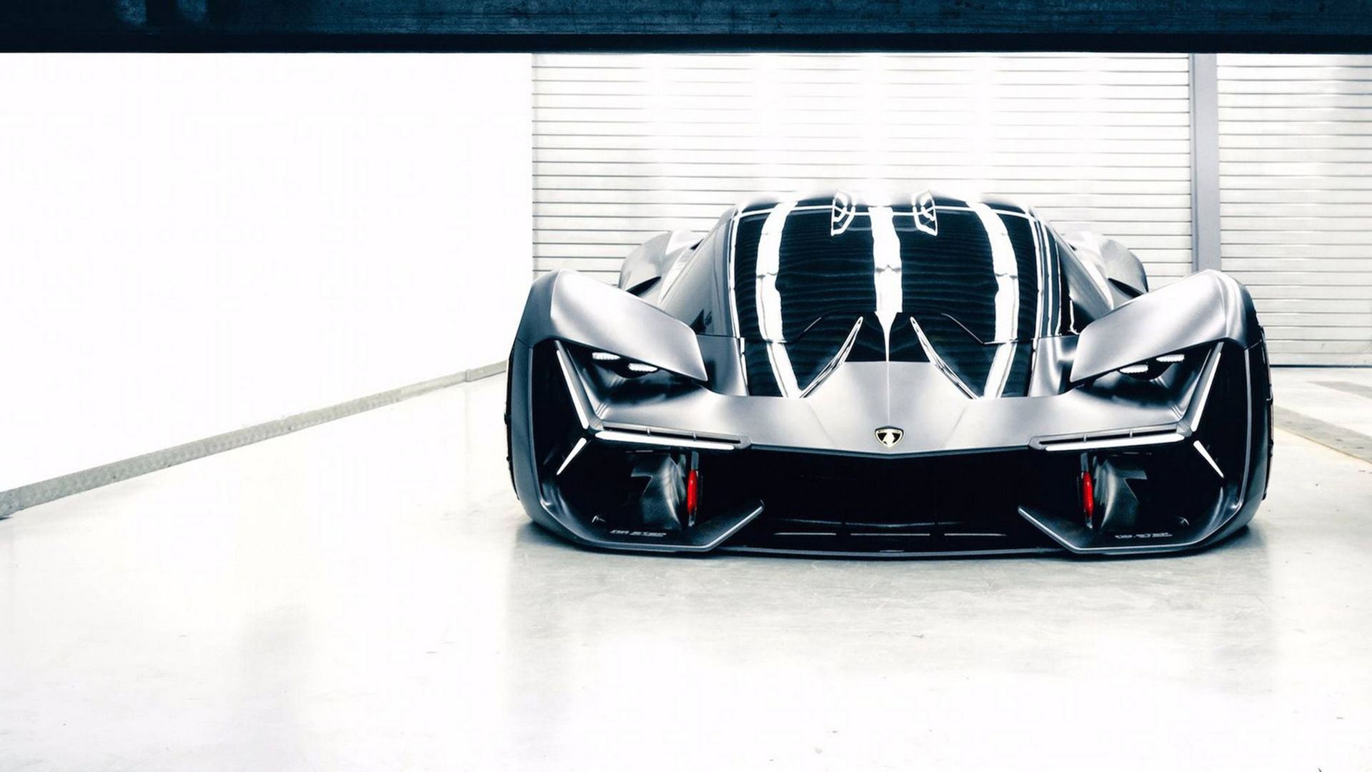 Terzo Millennio Concept är Lamborghinis eldrivna framtid