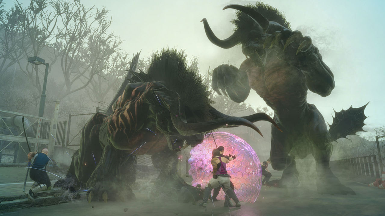 Multiplayer-DLC till Final Fantasy XV släpps 15 november