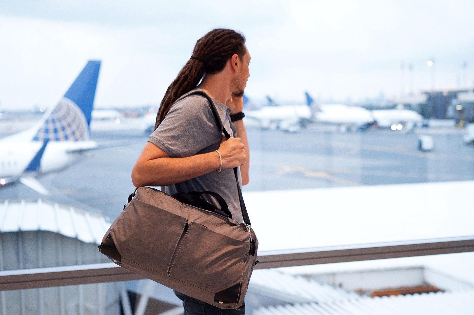 Den enda resväskan du behöver