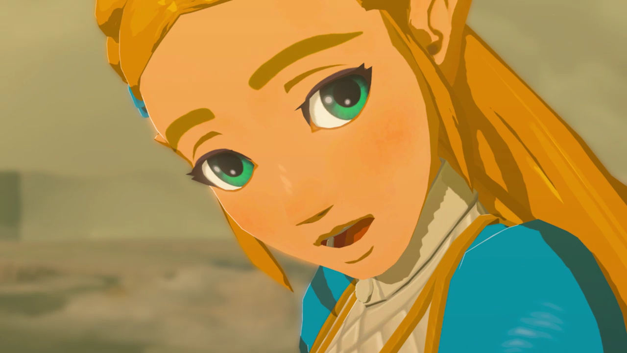 Nästa DLC för Zelda: Breath of the Wild anländer i december