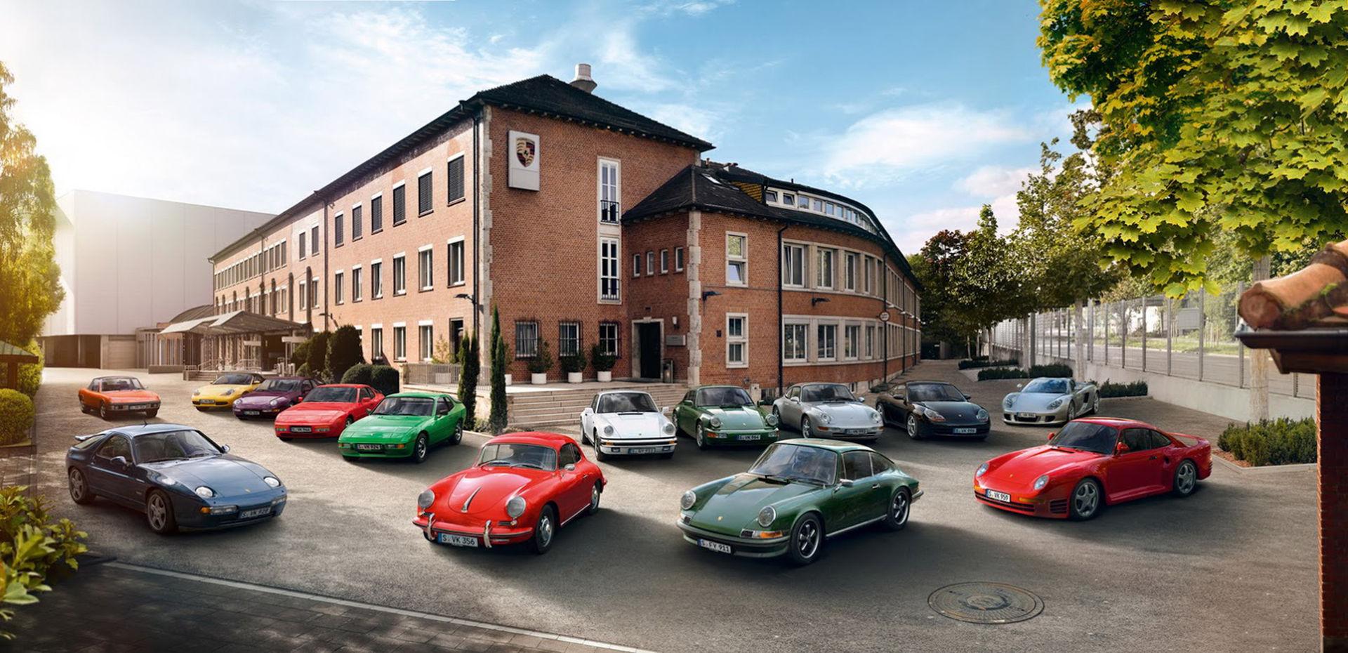 Modernt stöldskydd i din gamla Porsche