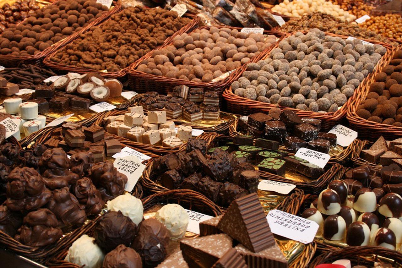 Tut i luren! I dag är det chokladens dag!