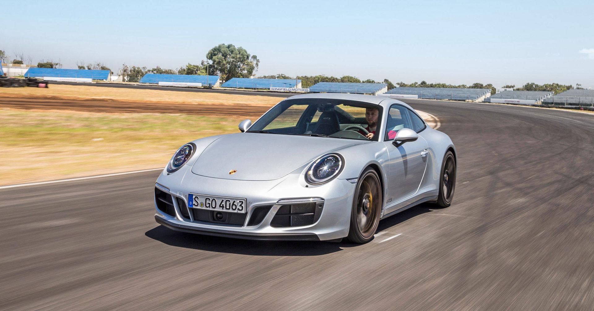 Provkörd: Porsche 911 Carrera GTS