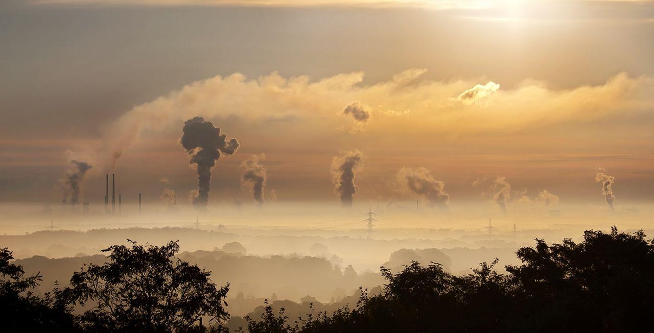 Koldioxidutsläppen beräknas öka två procent i år