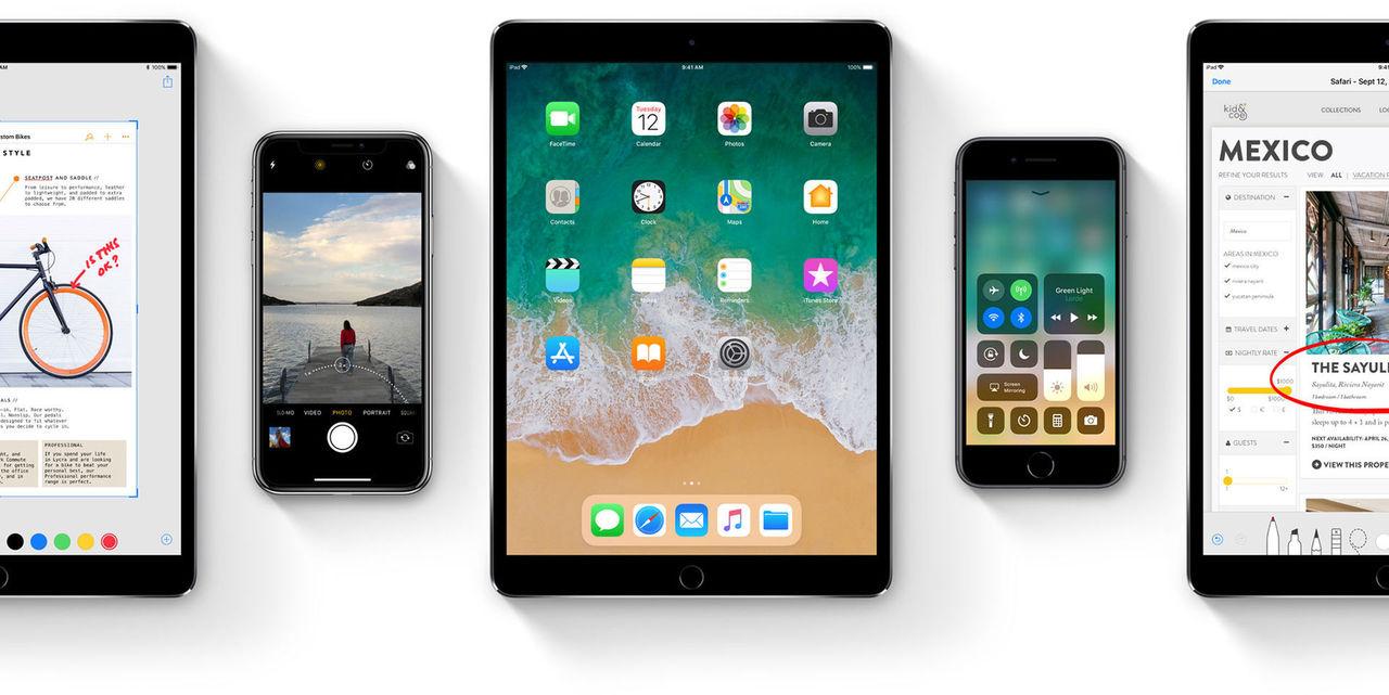 iOS 11.2 Beta förklarar Bluetooth- och Wifi-knappar
