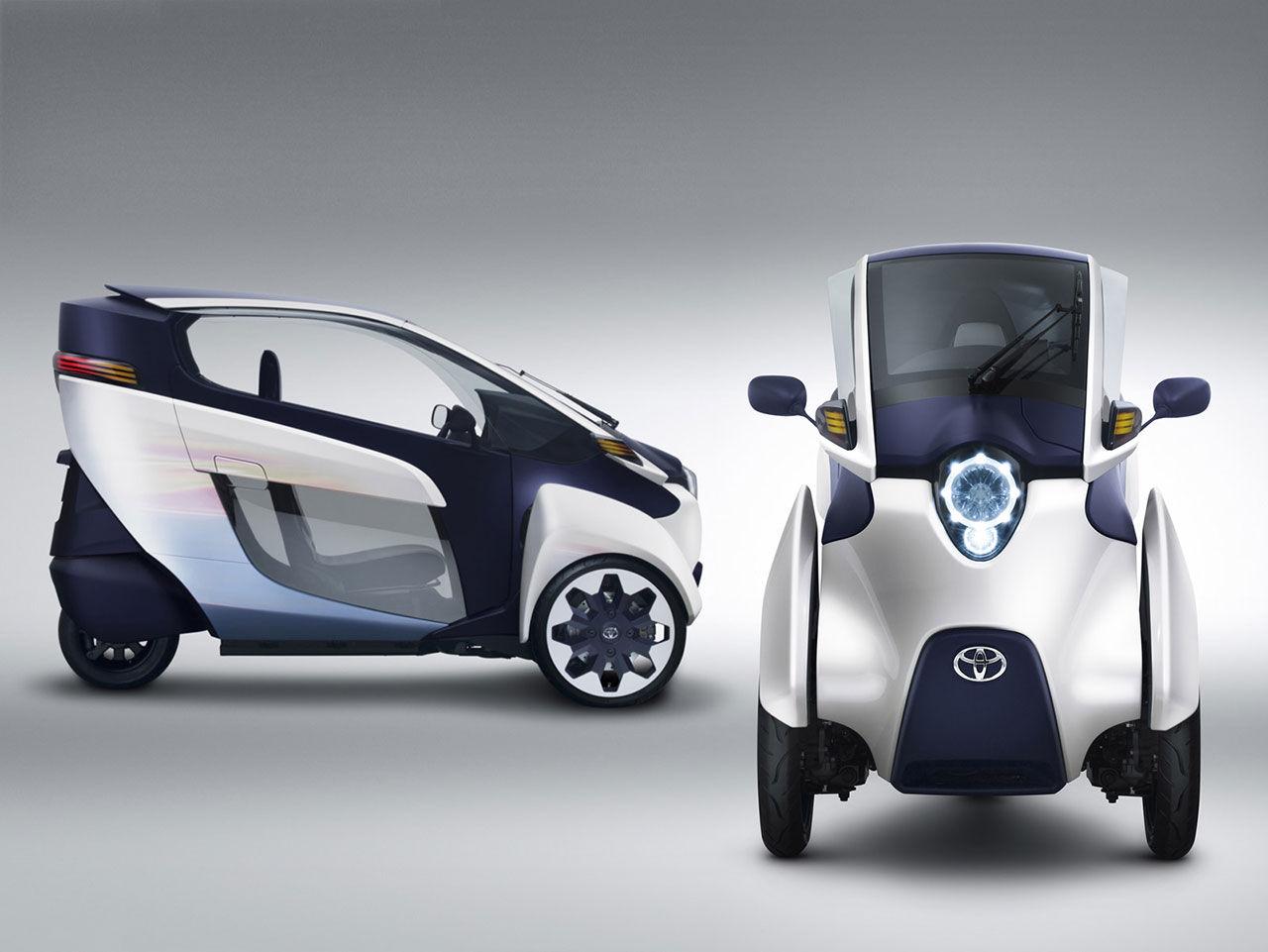 Toyota: förbränningsmotorer kommer dö ut 2050