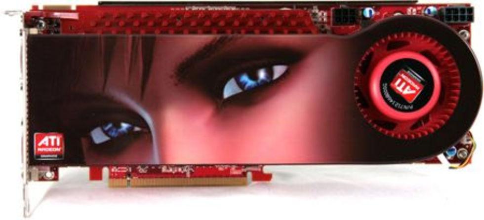 AMD Radeon HD 3870X2