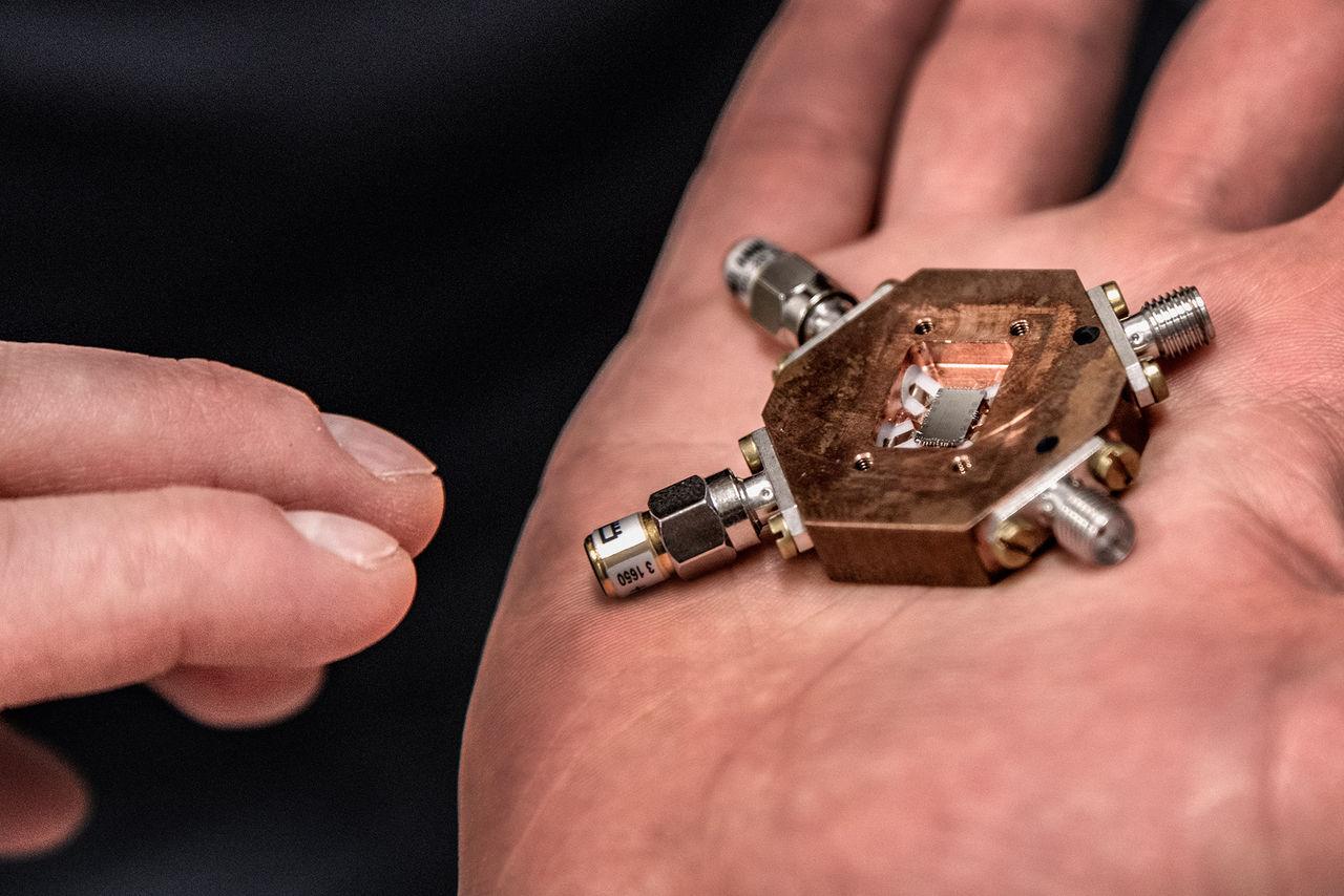 Chalmers ska bygga kvantdator