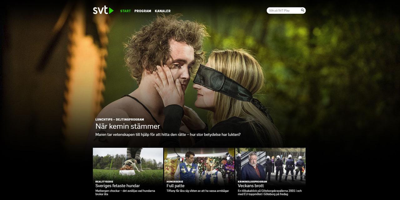 SVT vill skapa fler onlinetjänster
