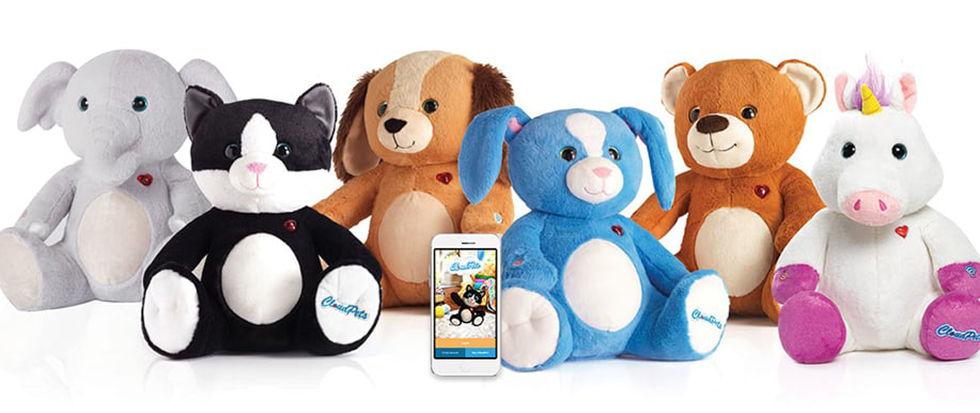 Flera uppkopplade leksaker lätta att hacka