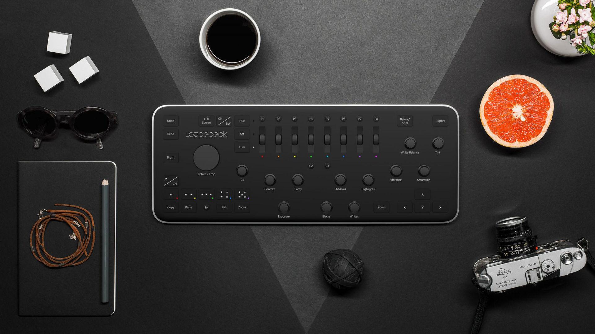 Redigera snabbare i Lightroom med det här specialbordet