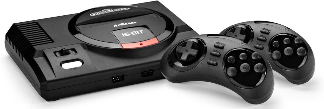 SEGA Mega Drive Classic Game Console HD är släppt