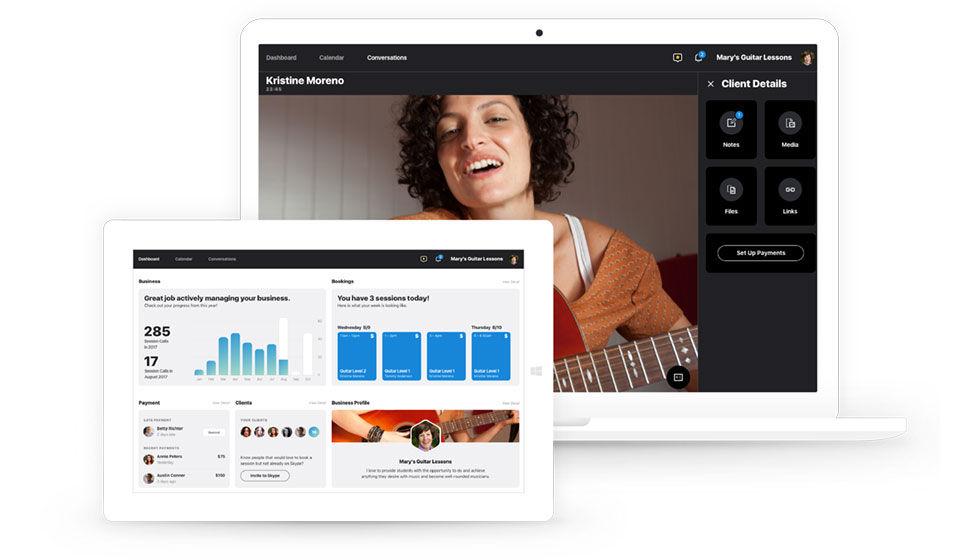 Microsoft visar upp Skype Professional Account