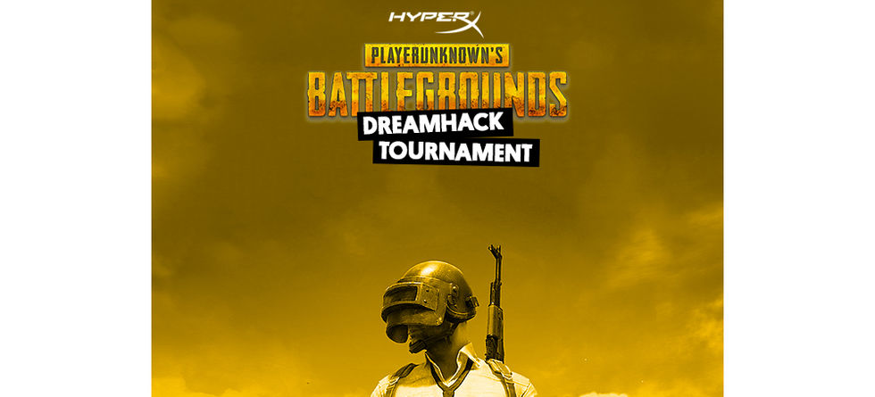 Dreamhack får en Battlegrounds-turnering