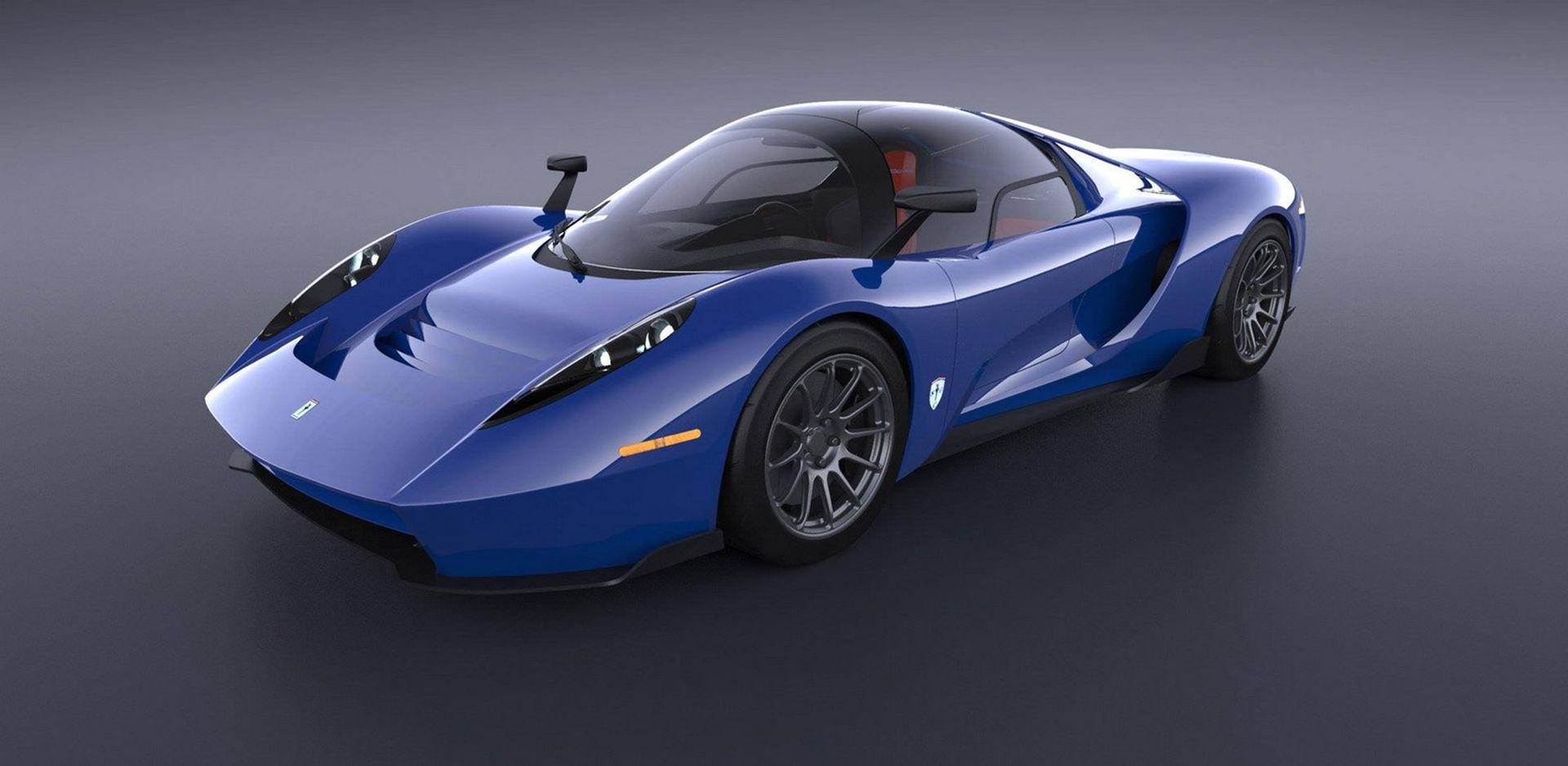 Det här är Scuderia Cameron Glickenhaus nya superbil