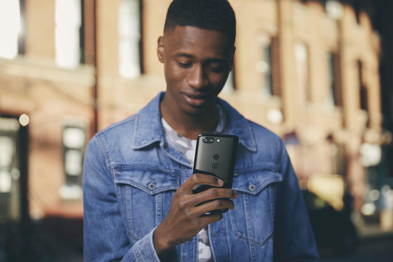 Nu kan du beställa OnePlus 5T