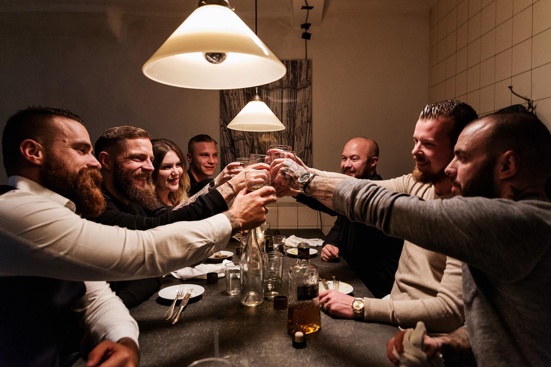 Salong Betong-Danne frontar whiskykampanj