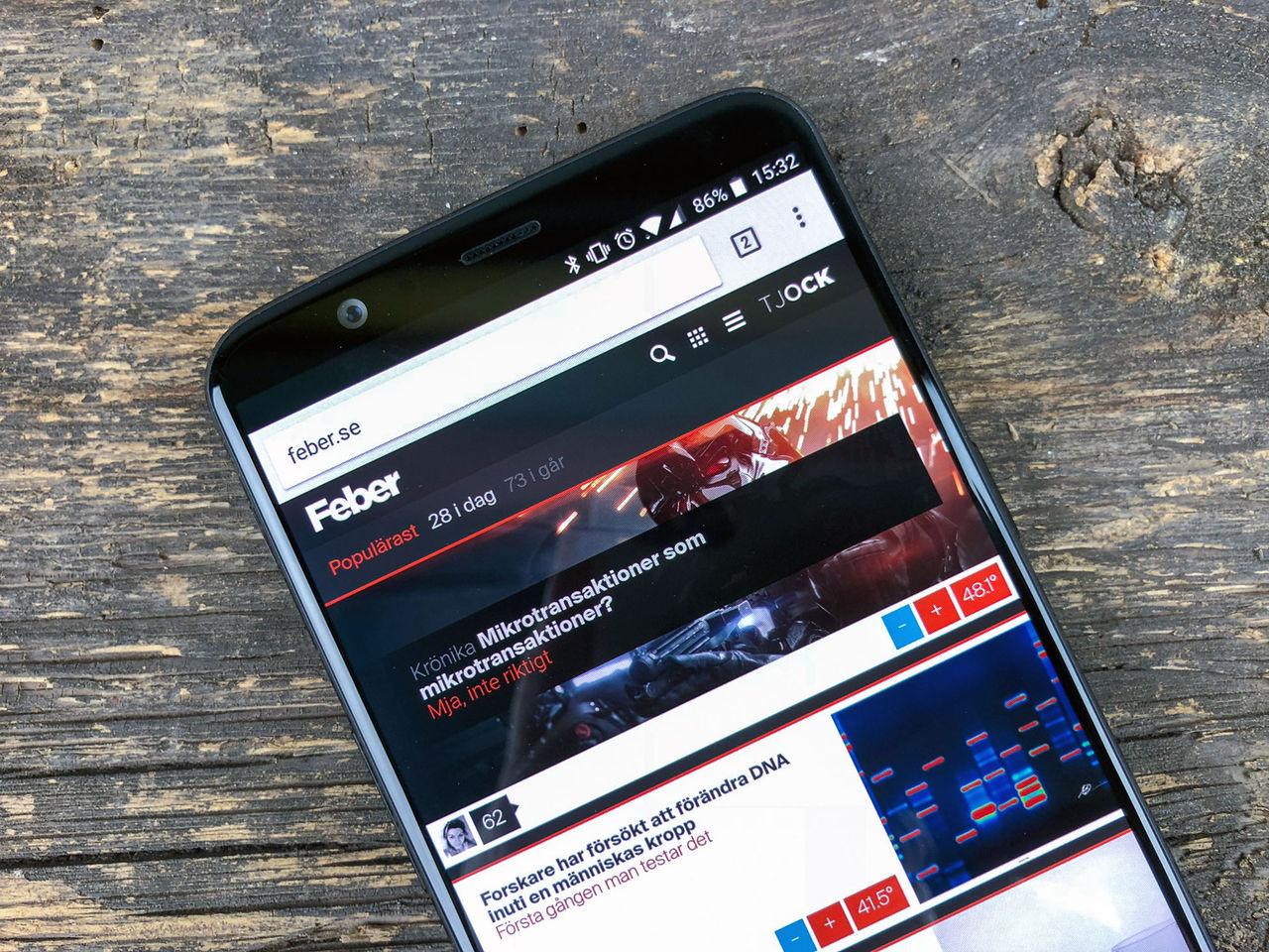 OnePlus 5T är en förvånansvärt trevlig uppgradering