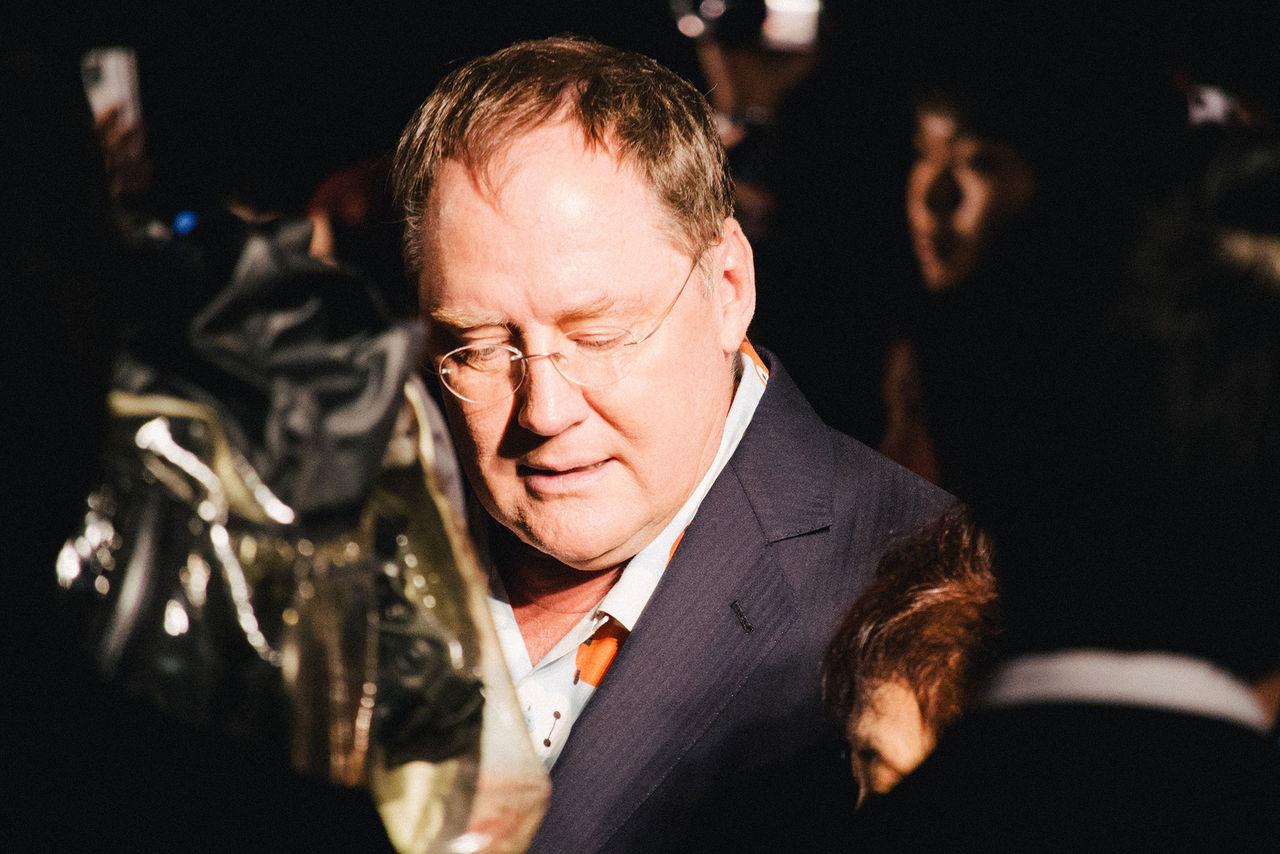 John Lasseter tar tjänstledigt