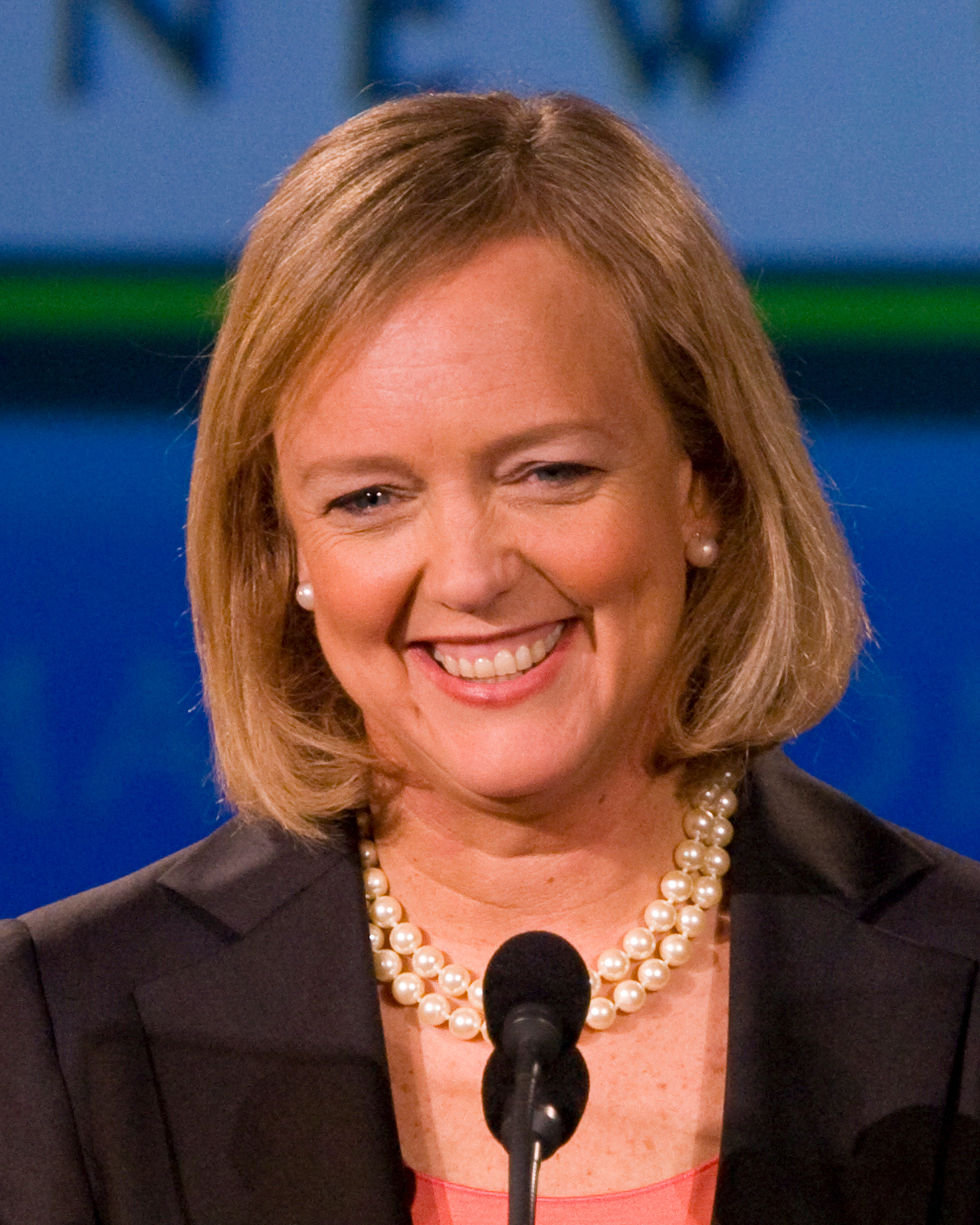 Meg Whitman lämnar HP Enterprise