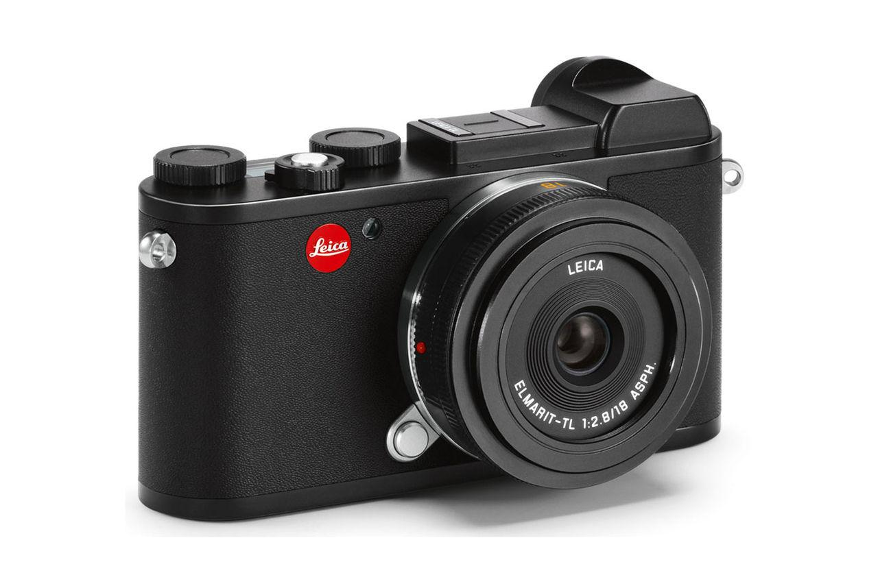 Leica presenterar ny version av kameran CL