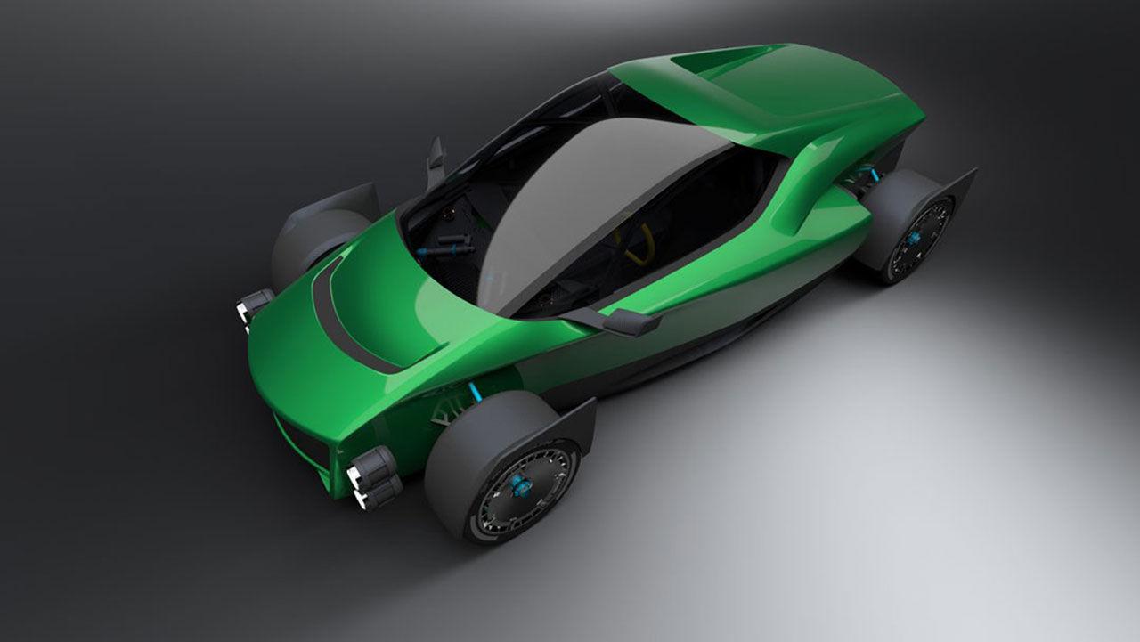 Elbil från Taiwan lika snabb som Teslas nya Roadster