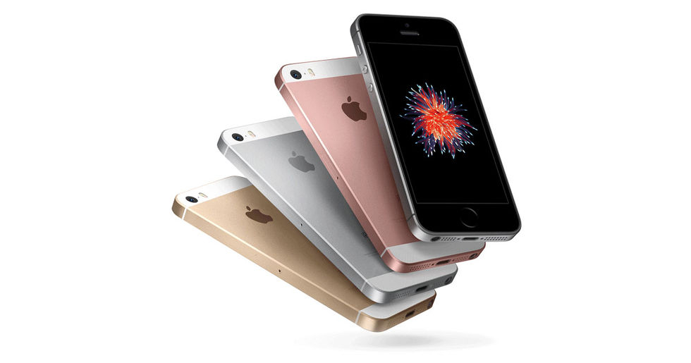 Apple ryktas släppa ny iPhone SE i början av nästa år