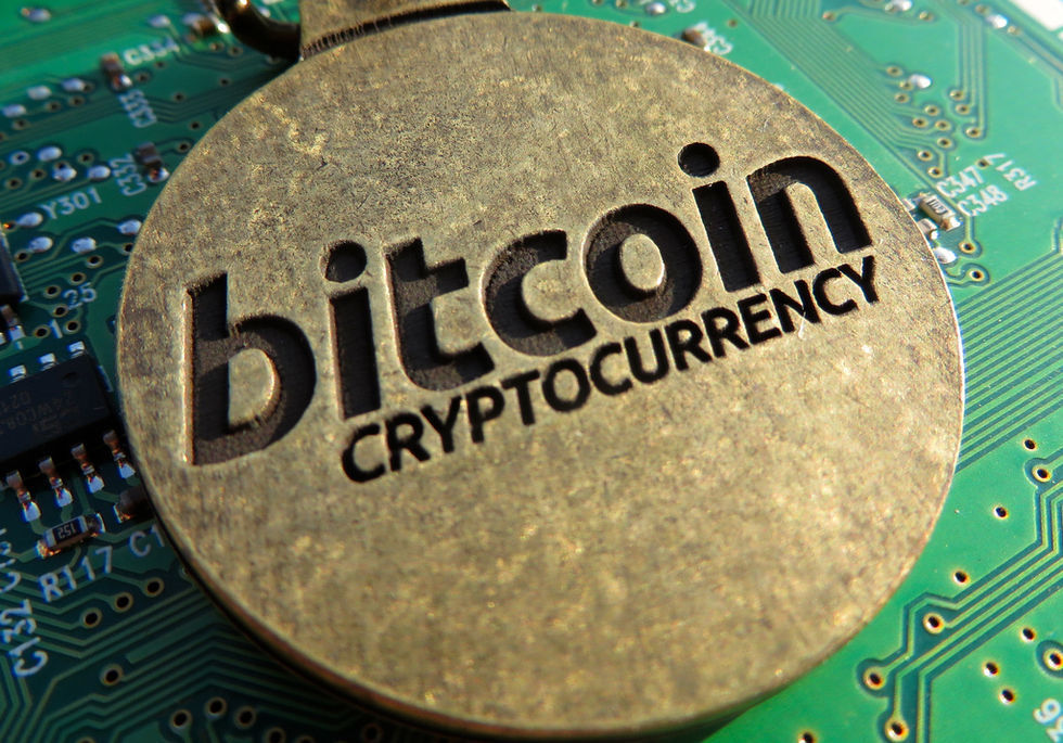 Köpte du 1 bitcoin för en vecka sedan hade du varit 3500 kronor rikare idag