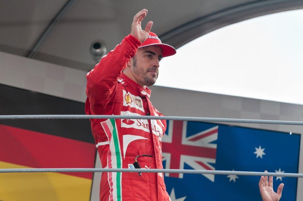Fernando Alonso får ett eget eSport-lag