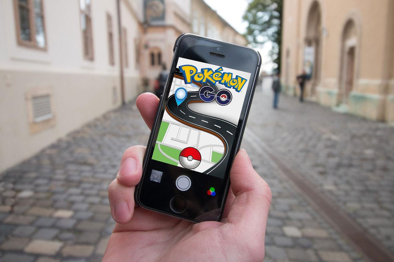 Studie påstår att olyckorna ökade med Pokémon GO