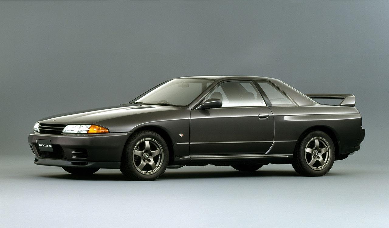 Nissan börjar sälja nya reservdelar till R32 GT-R