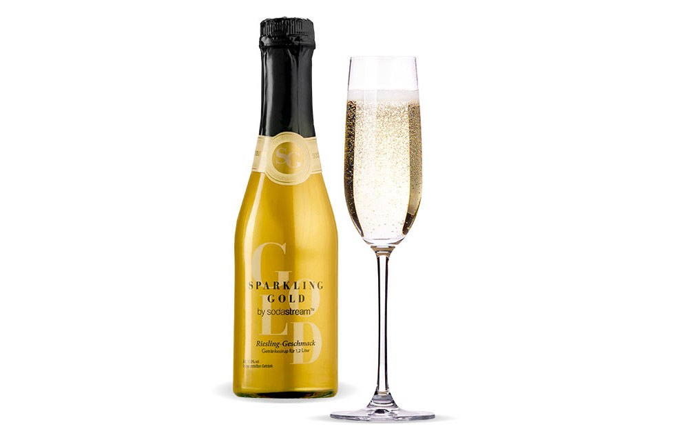 Fixa champagne med din SodaStream