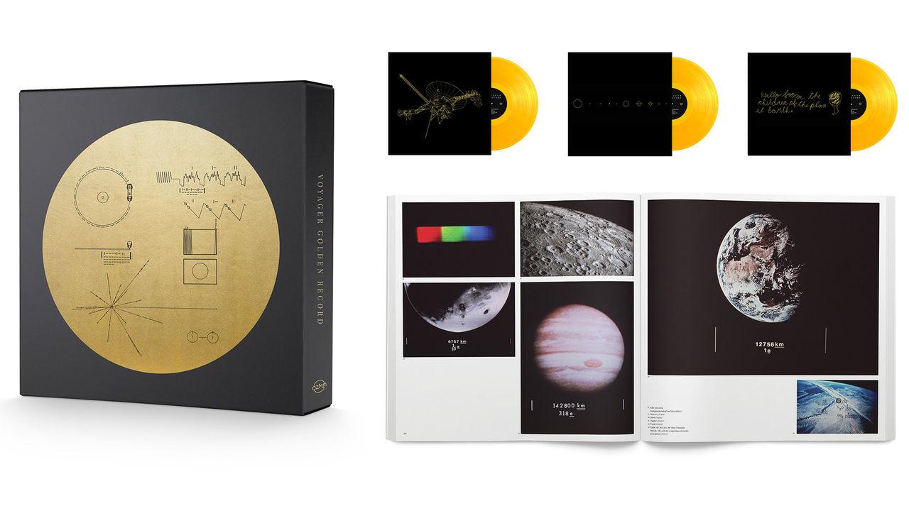 Nu kan man köpa Voyagers guldskiva