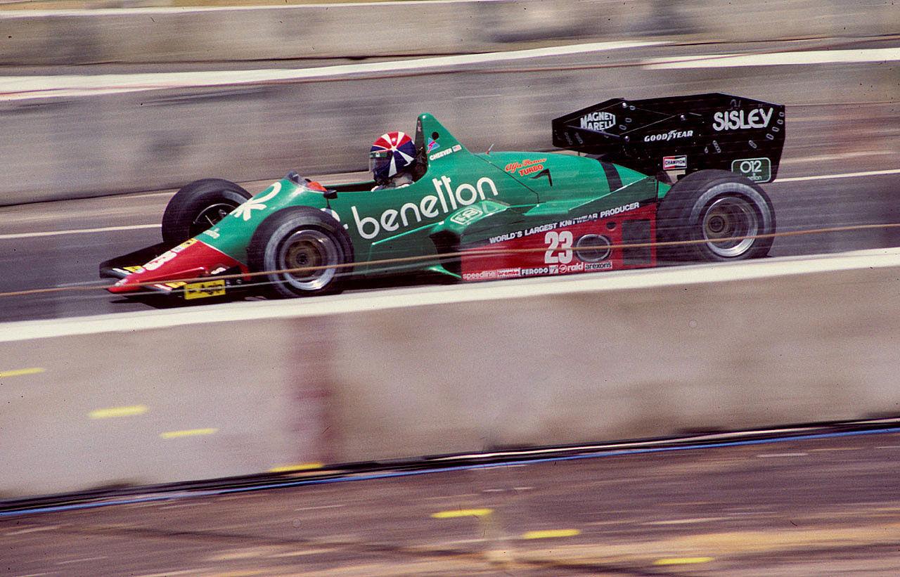 Alfa Romeo är tillbaka i Formel 1