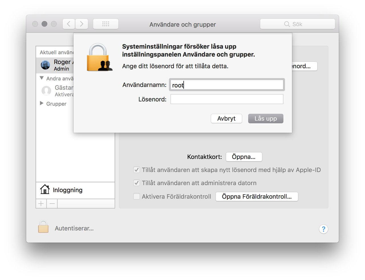Apple släpper fix till macOS
