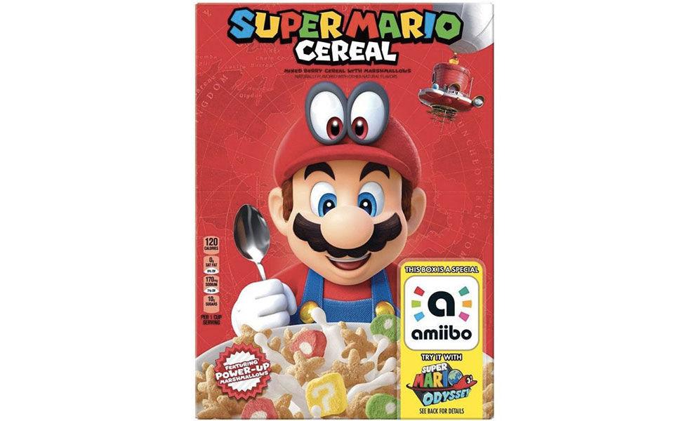 Nu kommer det Super Mario-flingor