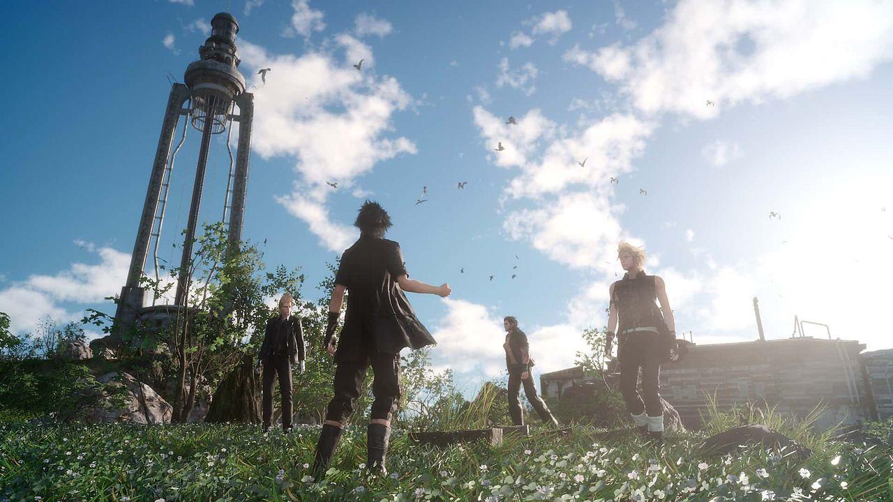 Snart kan du byta karaktär i Final Fantasy XV