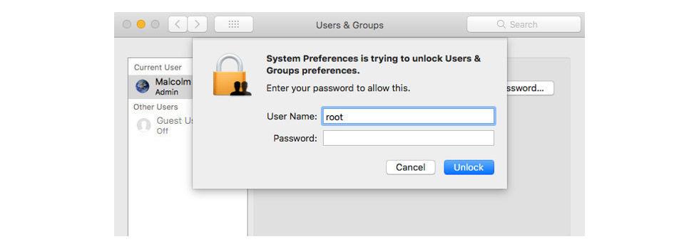 macOS-användare fick problem med att ansluta till servrar efter buggfix