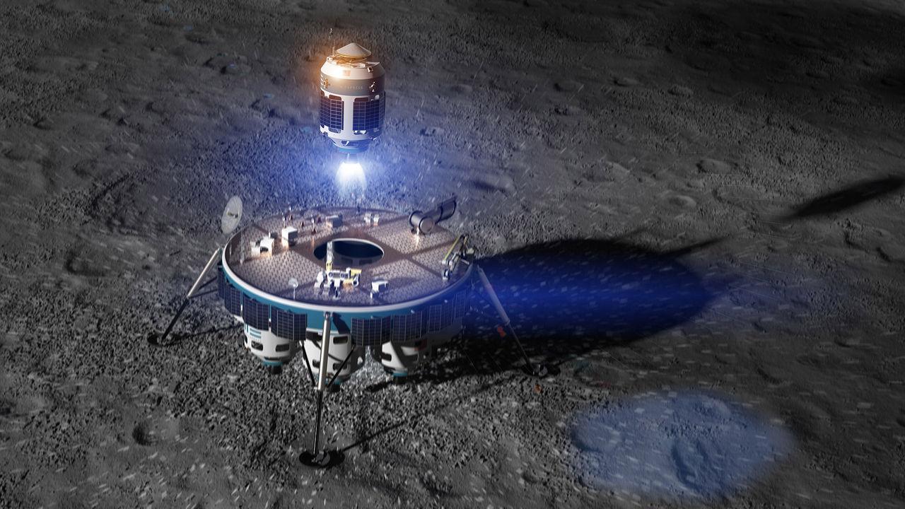 Moon Express ska landa på månen nästa år