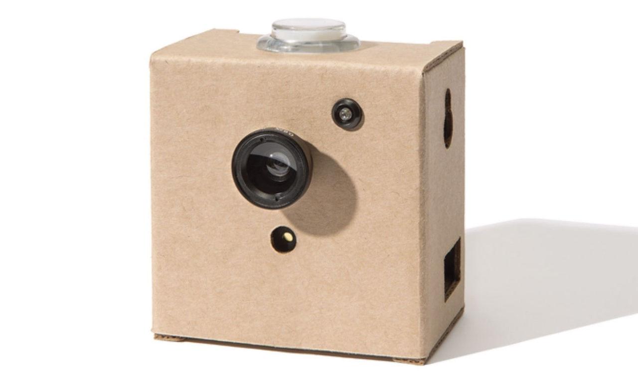 Google släpper kamerabyggsats för datorsyn