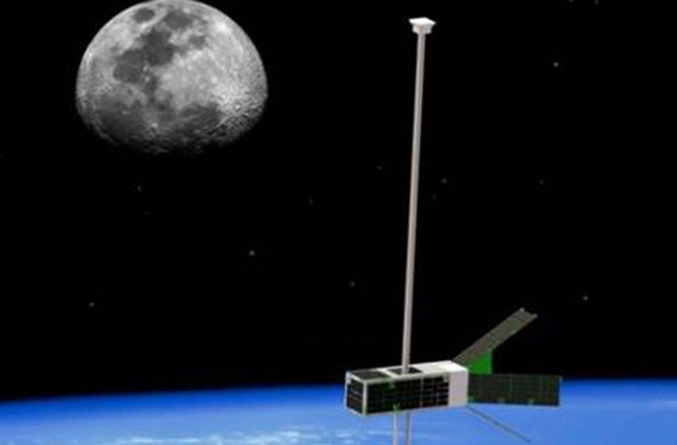 KTH:s första egna satellit nådde inte rymden. Raketen som