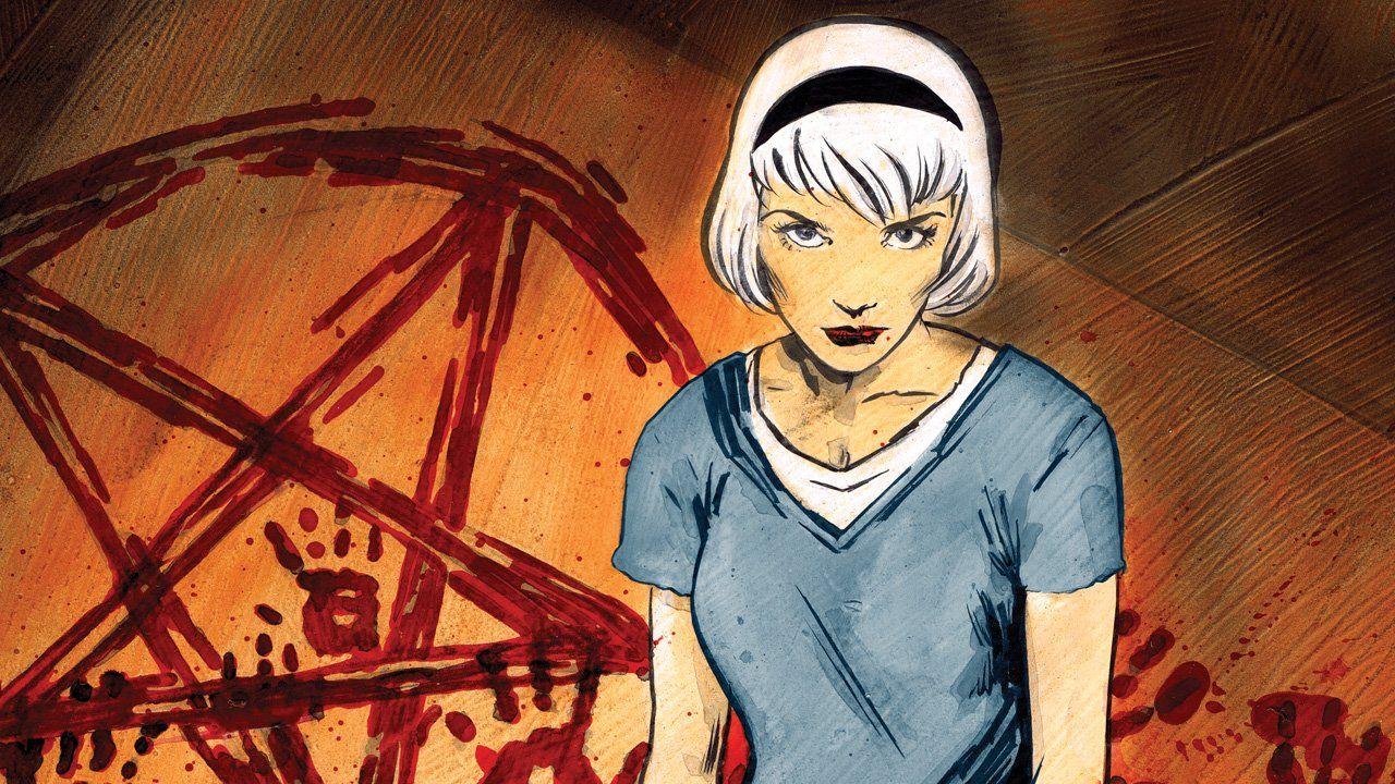 Netflix ska göra tv-serie om Sabrina Spellman