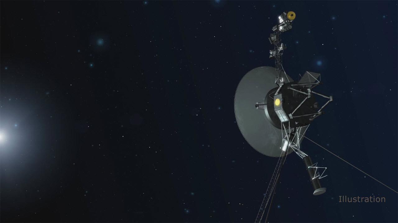 Voyager 1 kickar igång raketer som vilat i 37 år
