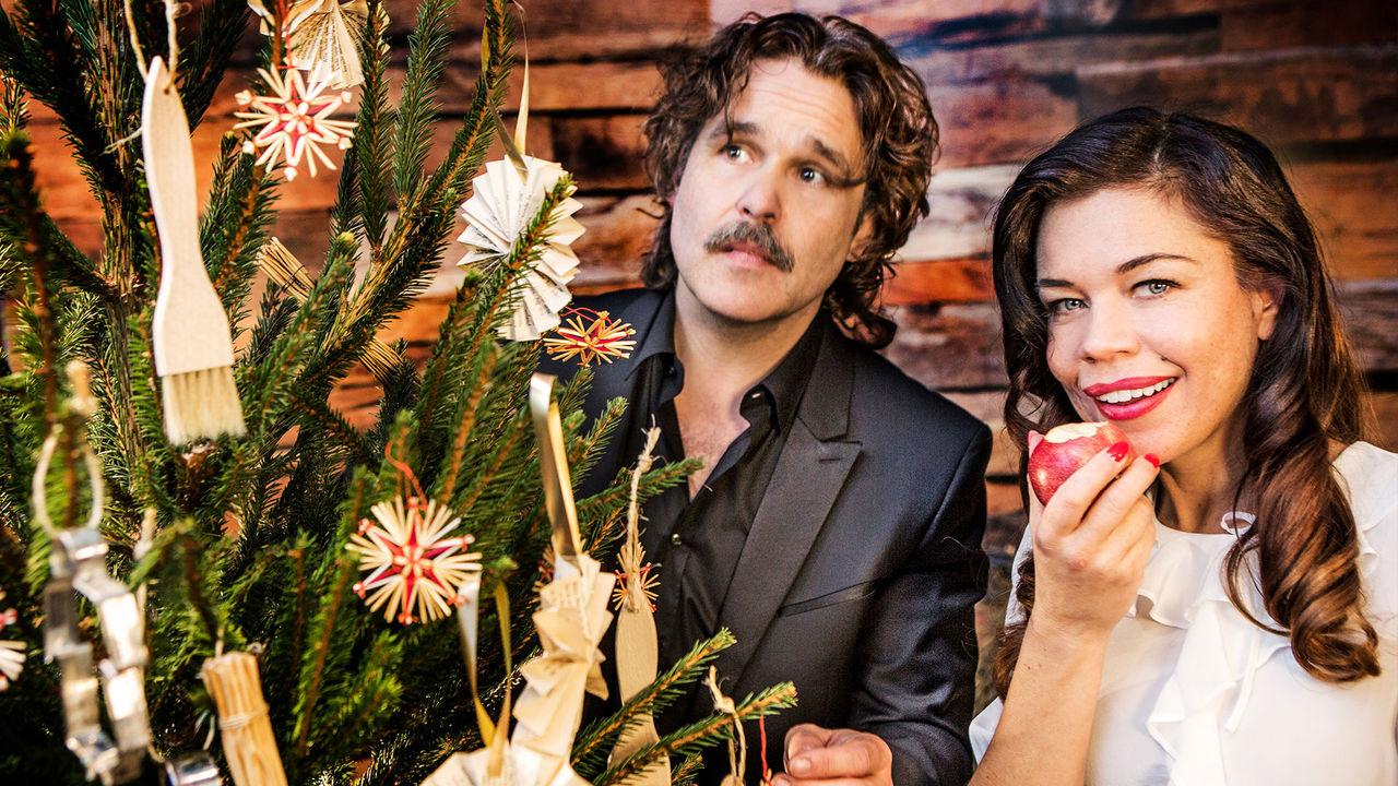 Erik och Lotta är årets julvärdar
