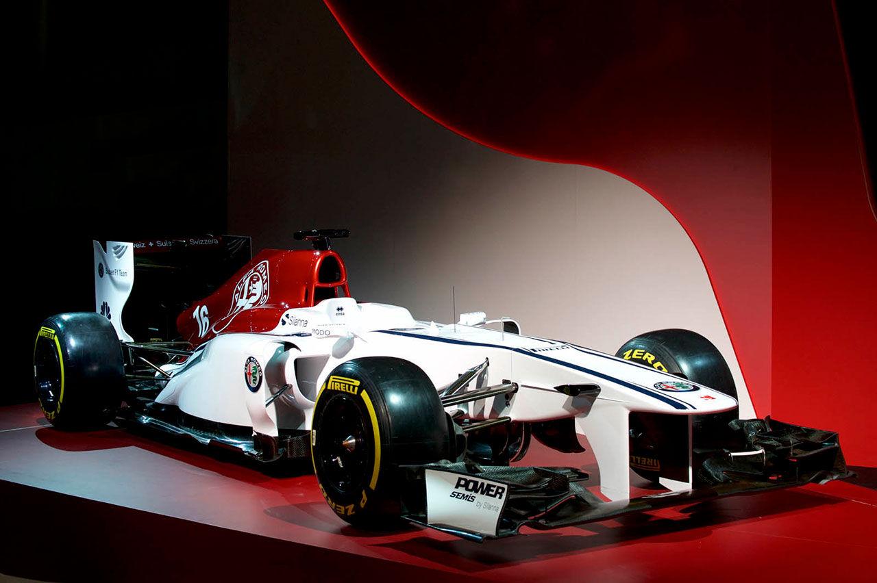 Marcus Ericsson kommer köra för Alfa Romeo Sauber F1