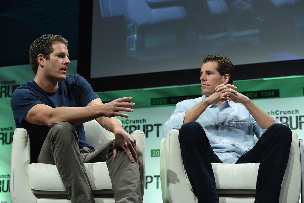 Bröderna Winklevoss första bitcoin-miljardärerna i dollar